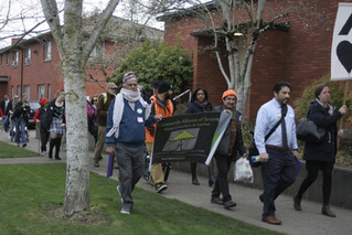 Stable Homes for Oregon Families Lobby Day, March, and Rally! April 12