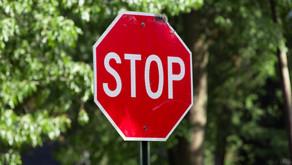 Bridge strikes – and road signs