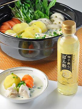 柚子舞う豆乳鍋400×300.jpg