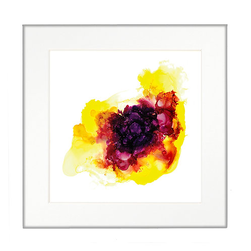 Art Print - Alcohol Ink - Abstract
