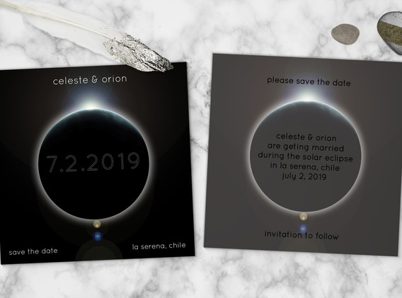 eclipse save the date