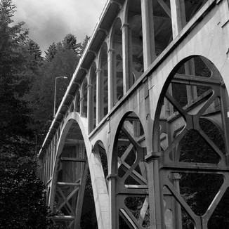 Heceta Head Bridge