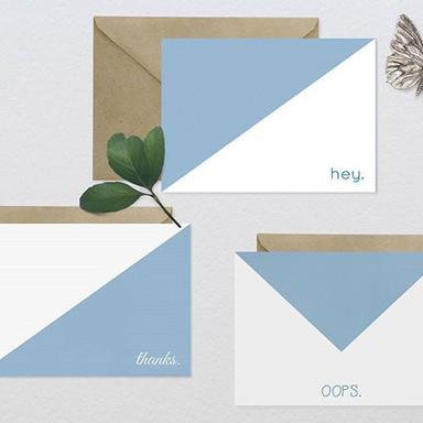 Set of Notecards.