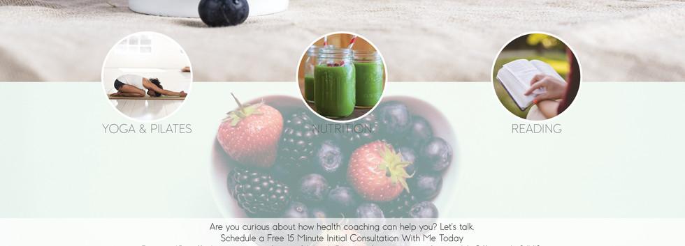 masellis wellness web design
