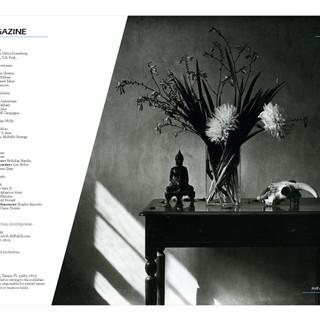 MIRAGE Magazine Layout