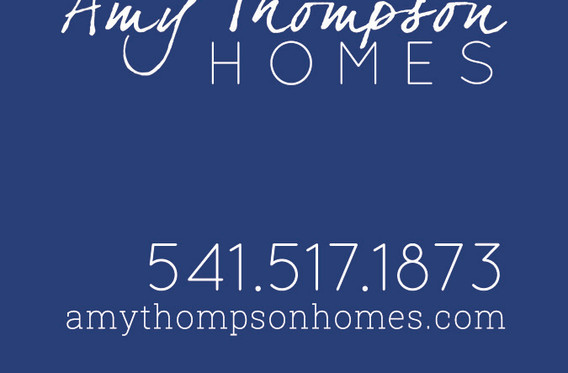 real estate logo (business card)