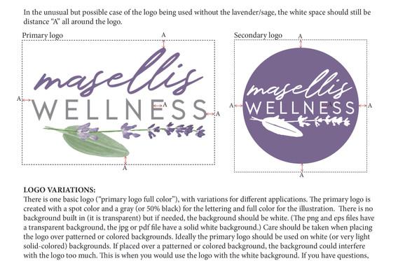masellis wellness logo