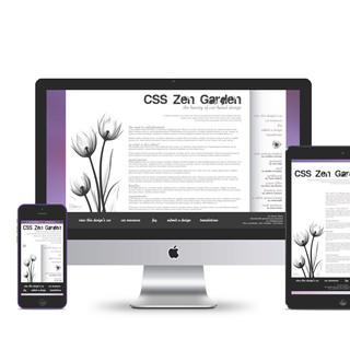 CSS Zen Garden Website