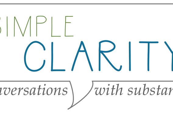 simple clarity logo
