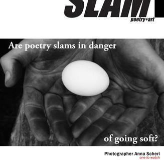 SLAM Magazine Layout