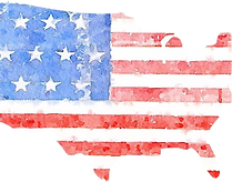 US watercolor flag.png