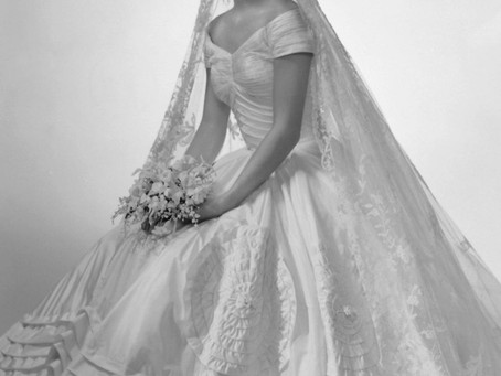 Jacqueline Kennedy's Wedding Dress by Ann Lowe
