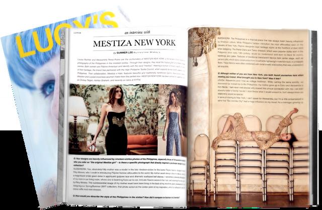 Interview With Mestiza NY
