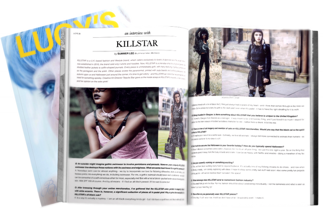 Interview With Killstar