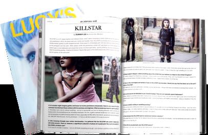 Interview With Killstar