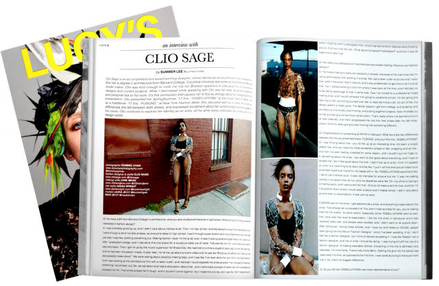 Interview With Clio Sage