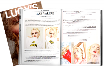Interview With Ilse Valfré