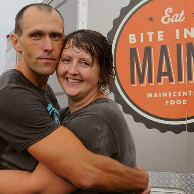Instagram - Catch us making lobster rolls in the rain tonite on Eat St! Cooking Channel 8:30 EST #ma
