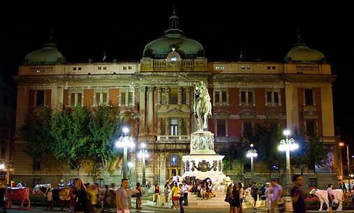 Belgrade - National Museum.jpg