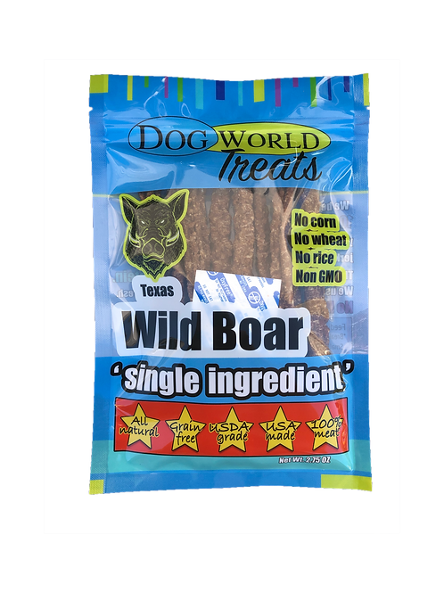 Texas Wild Boar 2.75 Oz