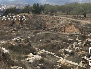 EXPLORE THE RUINS OF SAMARIA