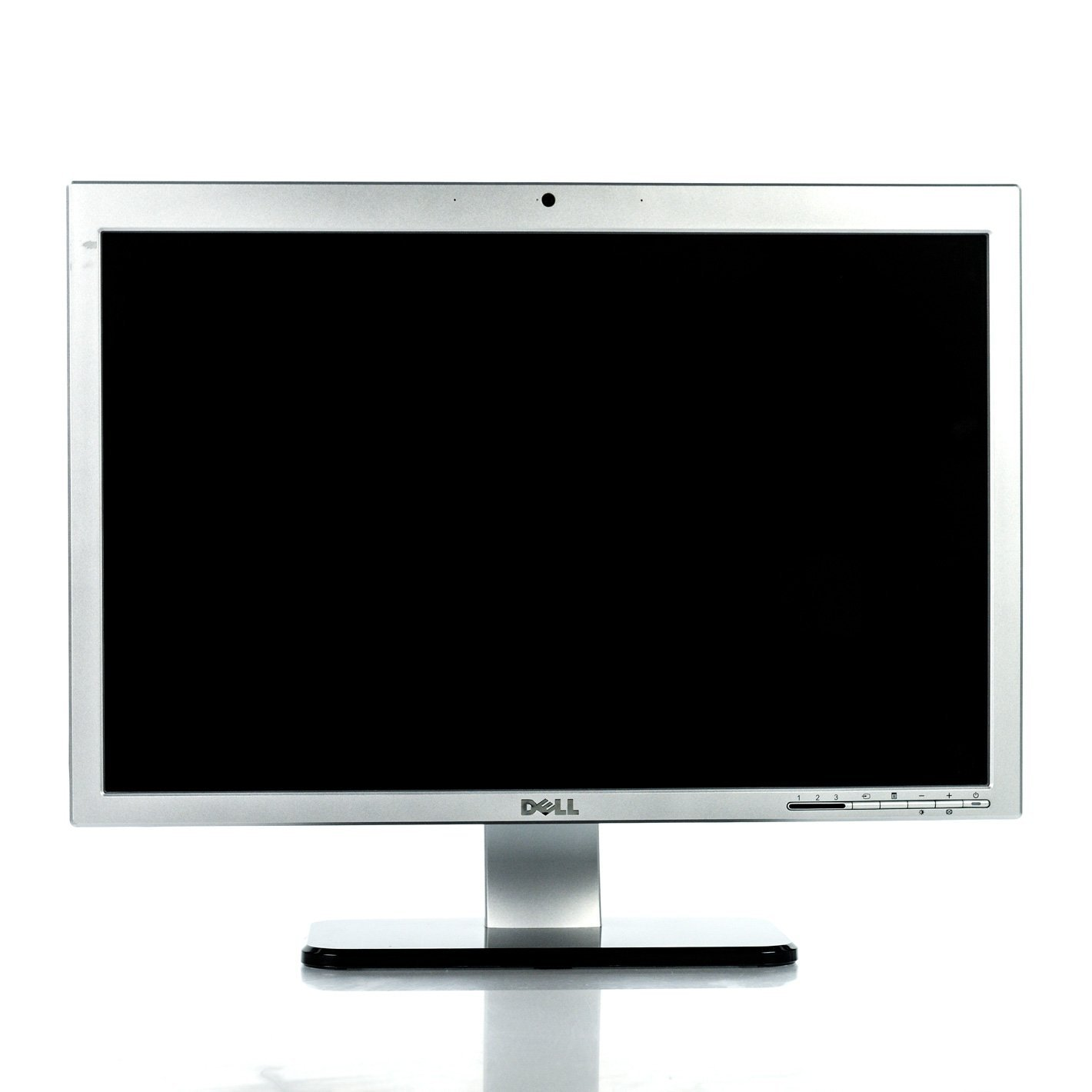 "Dell 22"" Monitor w/Webcam & Mic"