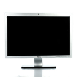 """Dell 22"""" Monitor w/Webcam & Mic"""