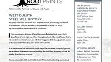 Hot off the press! Summer Edition Rootprints is now out!
