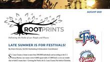 Rootprints - August 2021
