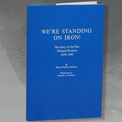 We're Standing on Iron
