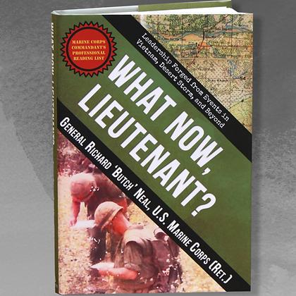 What Now Lieutenant?