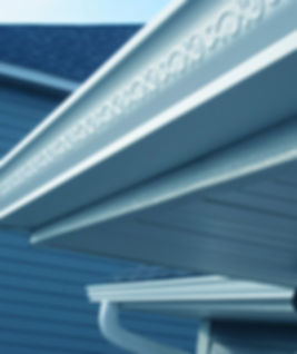 Gutters Pro LLC Embossed Seamless Gutters Installation Miami