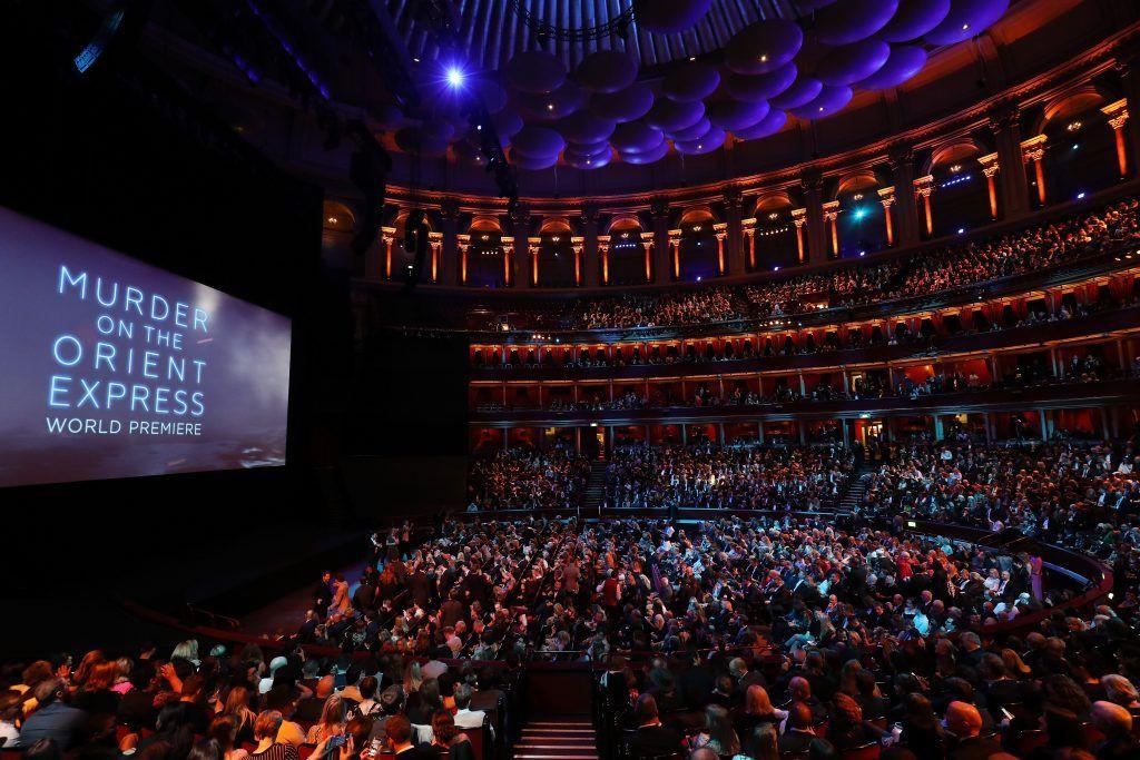 London Premiere