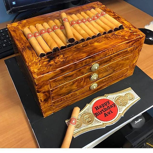Cigar Chest