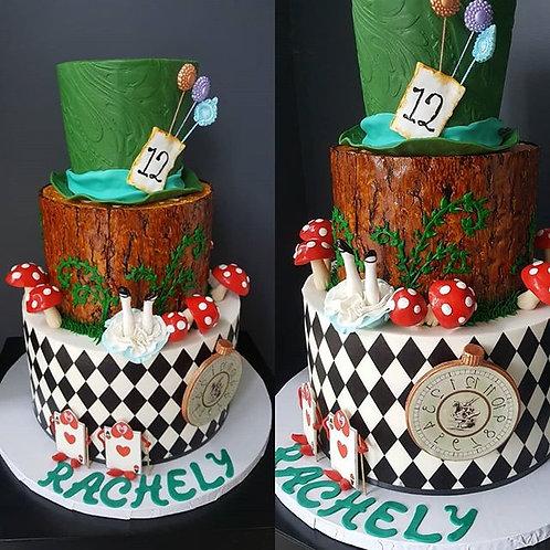 Alice in Cake