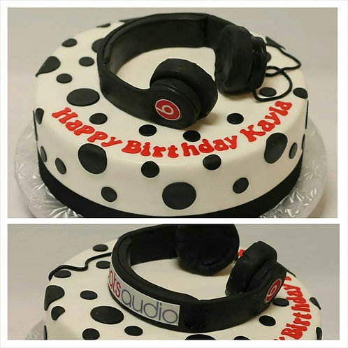 Beats Cake