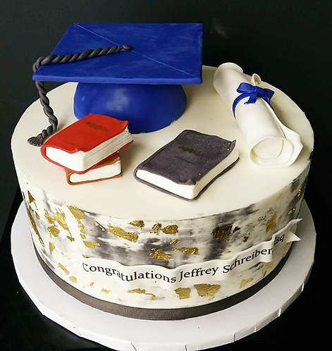 Gold Graduation
