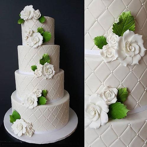 Lattice Cake