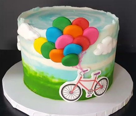 Balloon Bike Ride