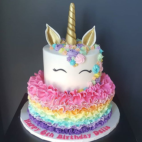 Unicorn Frills
