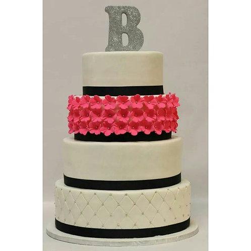 B's Pink Cake