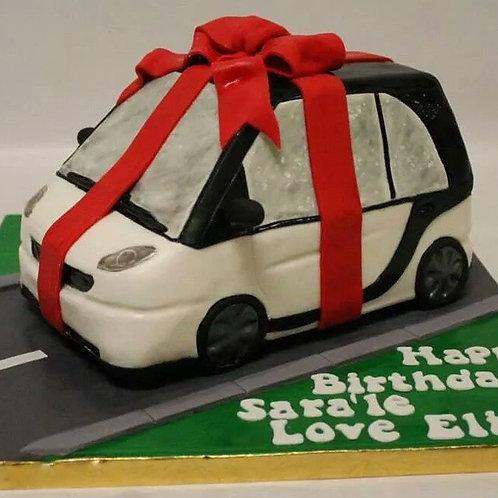 Car Cake Gift