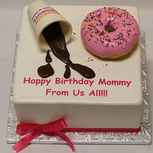Dunkin' Cake