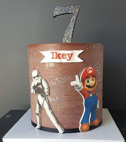 Ikey Cake
