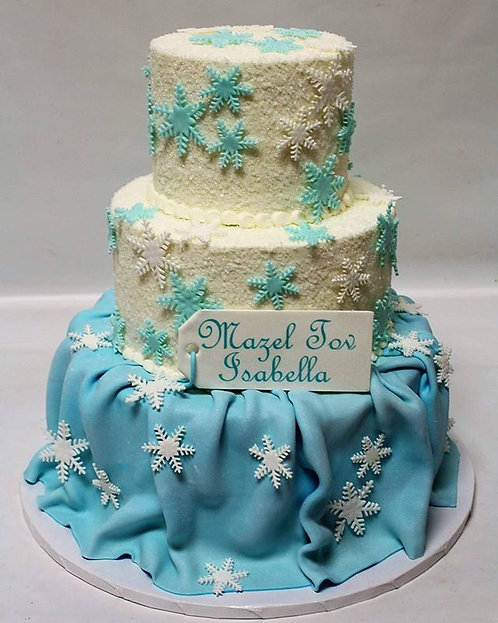 Snowflake Bed