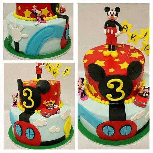 Mickey's Pals