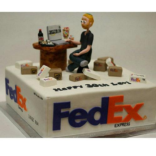 FedEx Man
