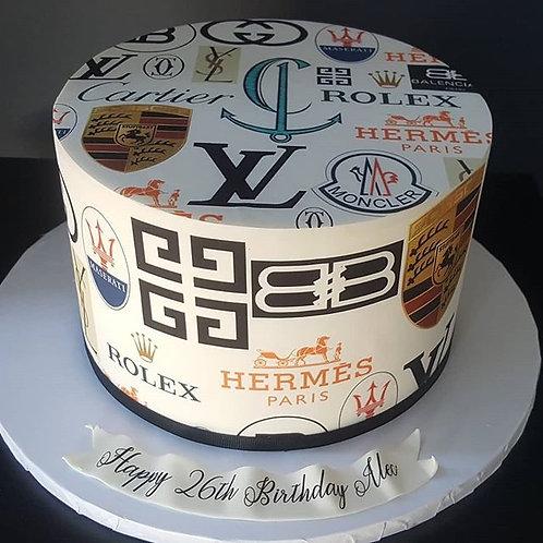 Brand Cake