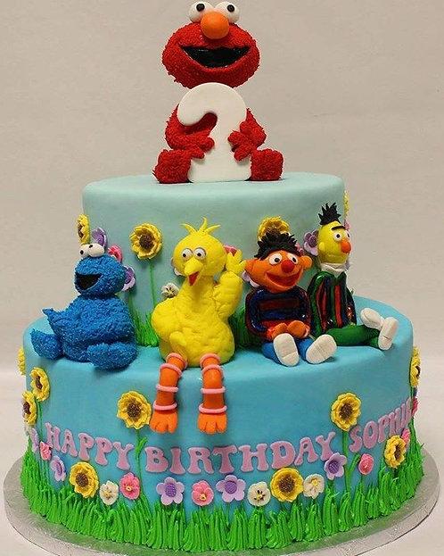 Elmo & the Gang