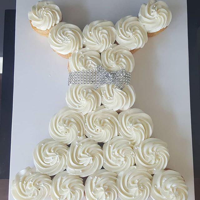 Cupcake Dress Cake Co